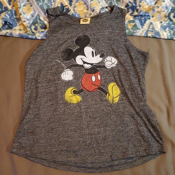 [Disney] Mickey mouse tank (L)
